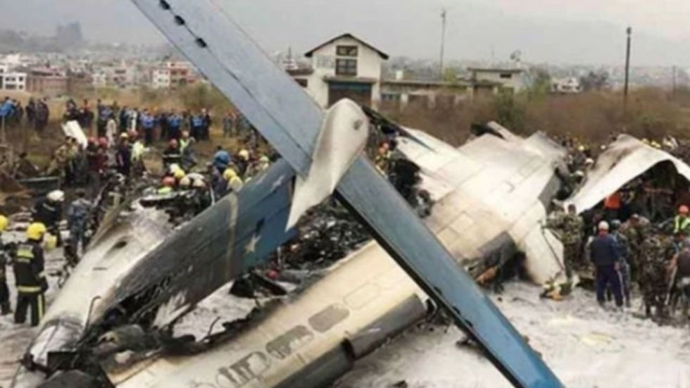 Plane Crashes Into Homes In Congo, 26 Dead