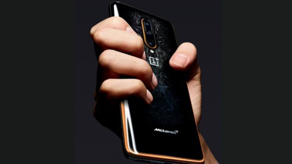 OnePlus Website Hacked, Customer Data Leaked (Representational Image - OnePlus 7T Pro Mclaren Edition)
