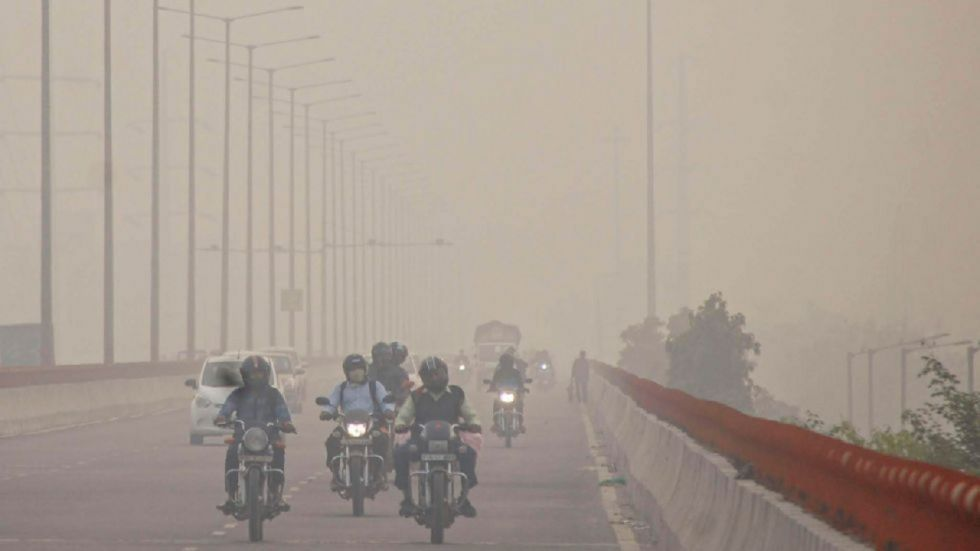 Air Pollution Linked To Higher Risk Of Glaucoma (Image: Pollution In Delhi)