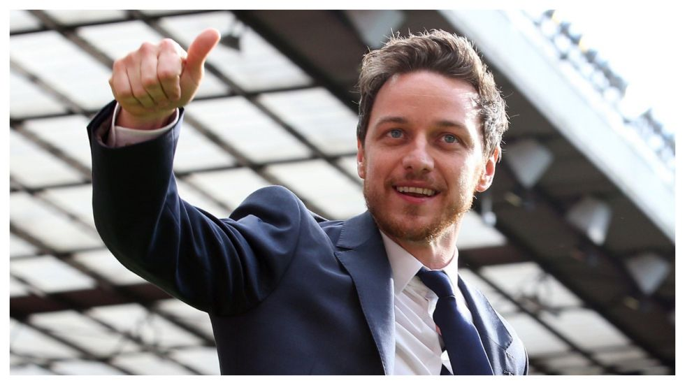 James McAvoy Gets Turned Down For Roles Because He's 'Too Short'