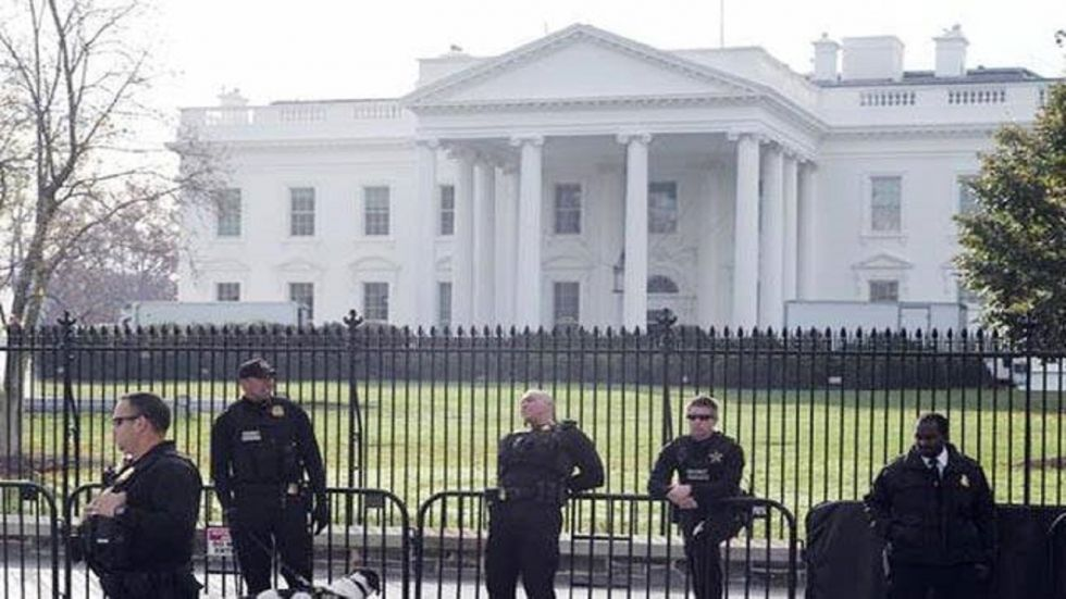 White House on lockdown after plane enters restricted space