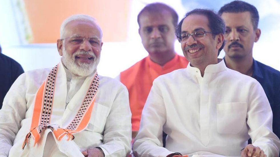 PM Modi and Uddhav Thackeray