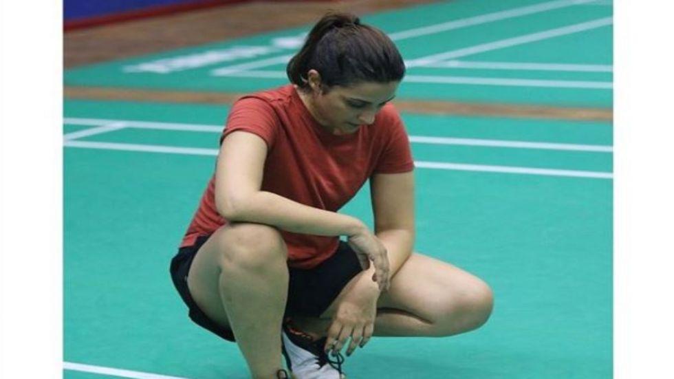 Parineeti Makes Comeback On Badminton Court After Neck Injury