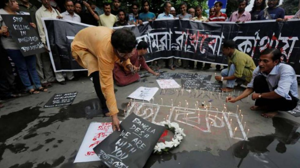 The ISIS had immediately claimed responsibility of the Holey Artisan attack and several other subsequent militant assaults in Bangladesh.
