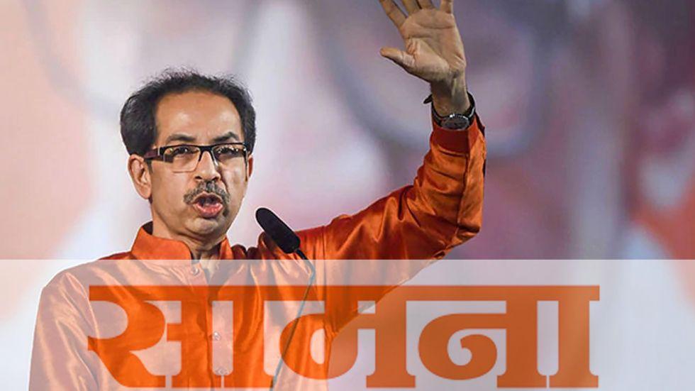 Uddhav Thackeray Resigns As Editor-In-Chief Of Saamana