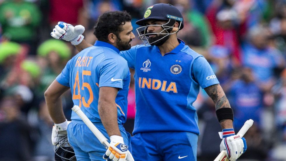 Rohit Sharma and Virat Kohli have shattered records in ODIs consistently in the last seven years.