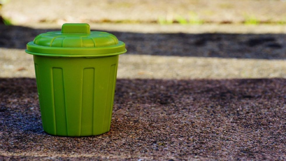 Jaipur Students Invent 'Smart Trash Collector'