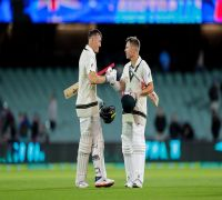 David Warner, Marnus Labuschagne Tons Decimate Pakistan In Pink Ball Test