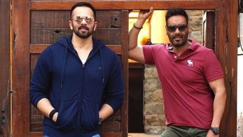 Rohit Shetty and Ajay Devgn Joining Forces For Golmaal 5