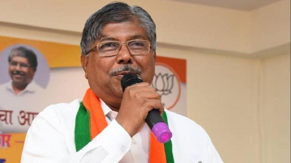 BJP's Chandrakant slams Thackeray-Led Govt For Changing Protem Speaker