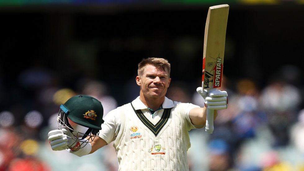 David Warner became the second Australian player after Matthew Hayden to hit a triple century in a Test in Australia as they dominated against Pakistan.