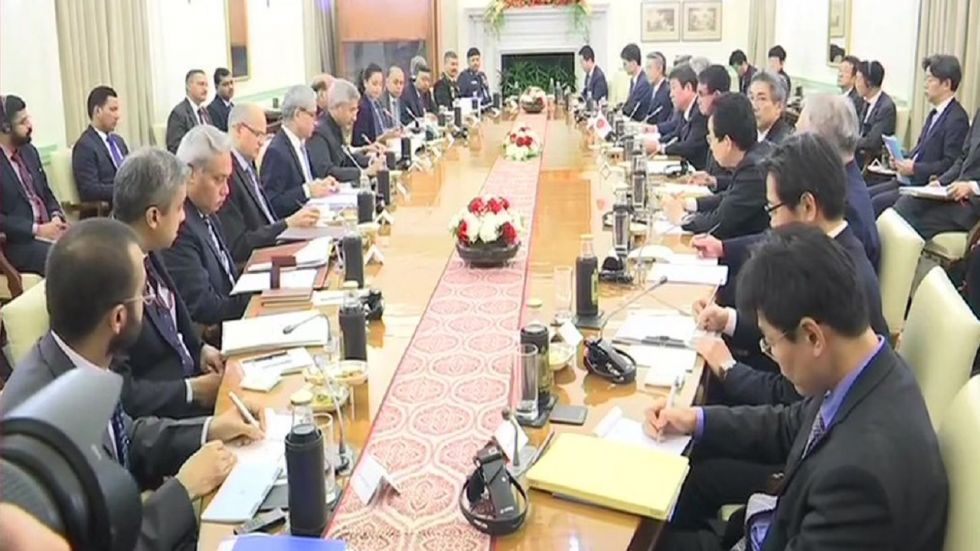 Two-plus-two talks: India, Japan ask Pakistan to take concrete action against terror infrastructure