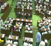 Uddhav Thackeray-Led Alliance Government Wins Maharashtra Trust Vote Amid Walkout By BJP MLAs