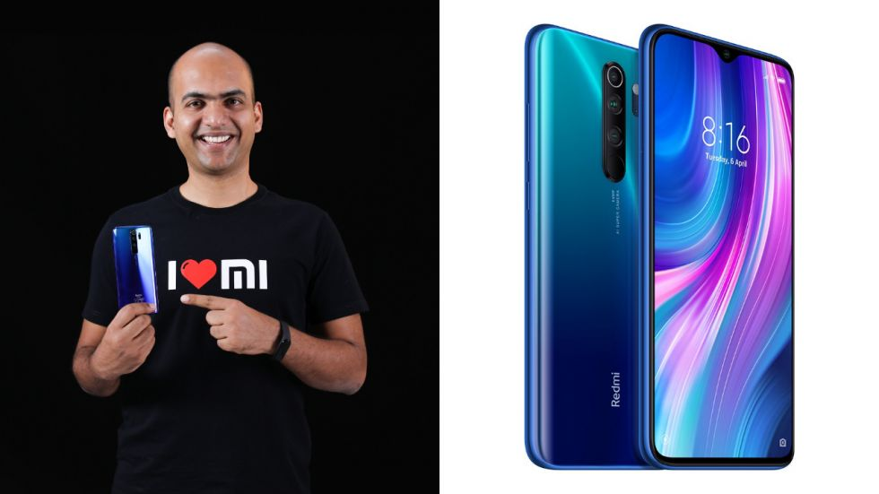 Redmi Note 8 Pro Electric Blue Colour Variant Goes Official in India
