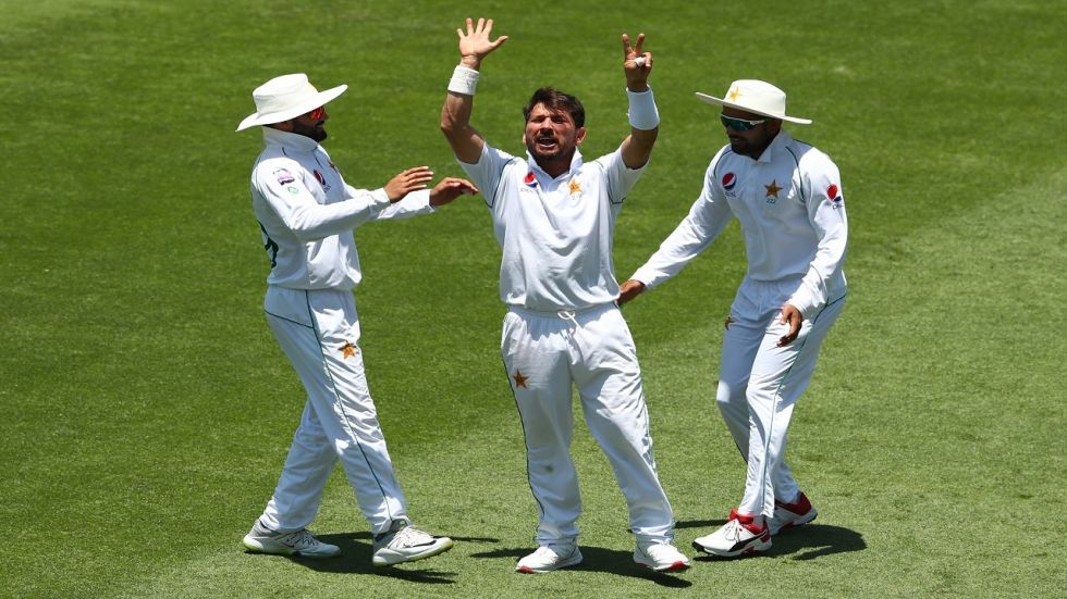 Yasir Shah dismissed Steve Smith for the seventh time but he has been criticised by former Pakistan pacer Wasim Akram.