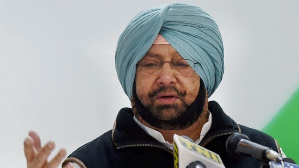Amarinder Singh expressed serious concern over this admission saying, Rashid had completely bared the wicked design of Pakistan.