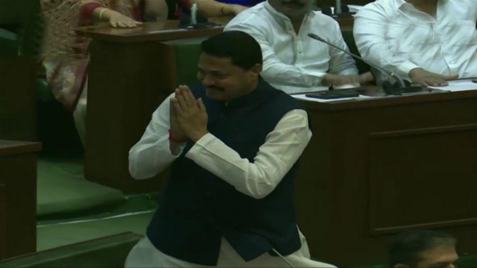 Congress leader Nana Patole elected as Maharashtra Assembly Speaker