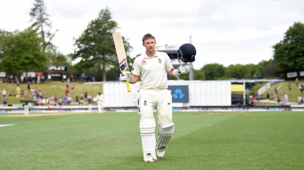Joe Root's 226 has given England some hope of levelling the series against New Zealand in Hamilton.