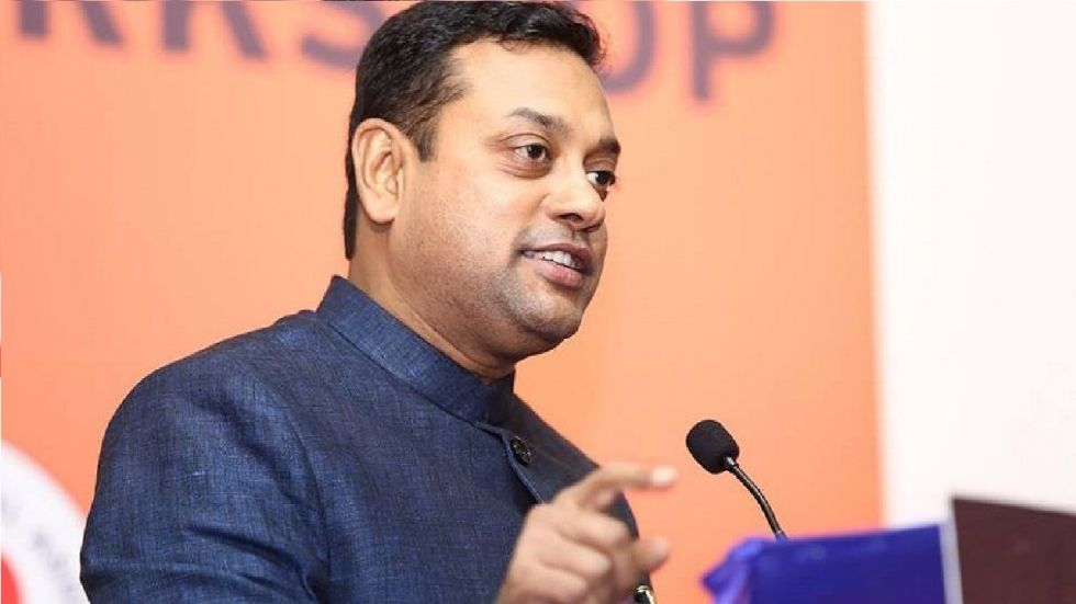 Sambit Patra asked if Gujaratis are infiltrators in Delhi, then what will Italians be.