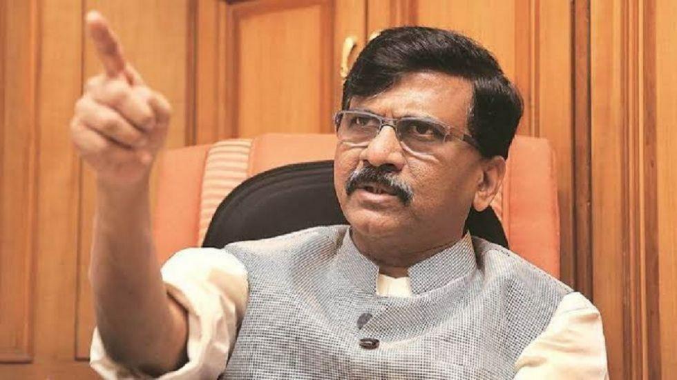 Shiv Sena leader Sanjay Raut on Monday termed Anant Kumar Hegde's statement as 'treachery with Maharashtra'.