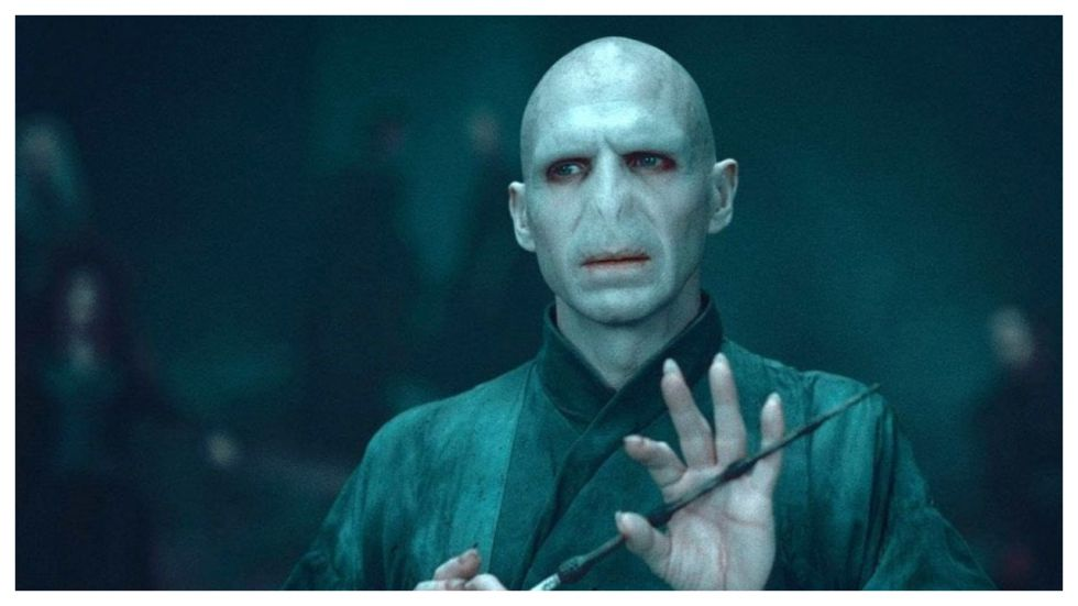 Harry Potter Fans Shocked To Find Voldemort's Robes 'Faded' With Each Movie