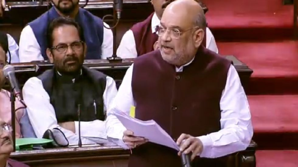 Those Who Entered Priyanka Gandhi's Residence Were Congress Workers, Ordered Inquiry: Amit Shah
