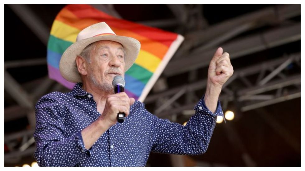 Ian McKellen Reveals Why He Choose To Come Out As Gay At 49