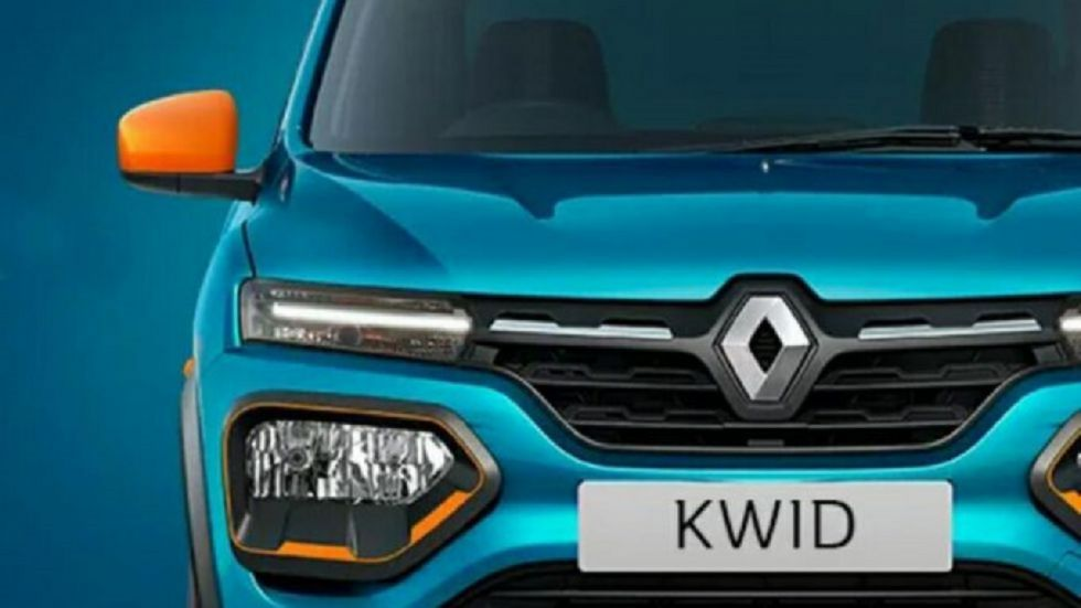 Renault Unveils Updated KWID, Prices Begins From Rs 2.83 Lakh