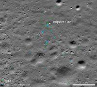 NASA Finds Chandrayaan 2's Lander Vikram On Moon Surface, Tweets Image
