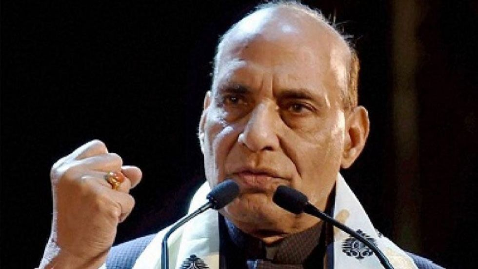 Union Defence Minister Rajnath Singh on Tuesday expressed dissatisfaction over absenteeism among BJP MPs from Parliament.