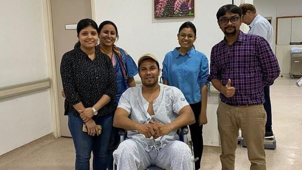 Randeep Hooda Suffers Injury While Shooting Action Sequence.
