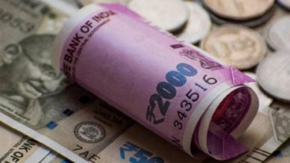 The Indian rupee on Tuesday appreciated by 8 paise to 71.58 against the US dollar.