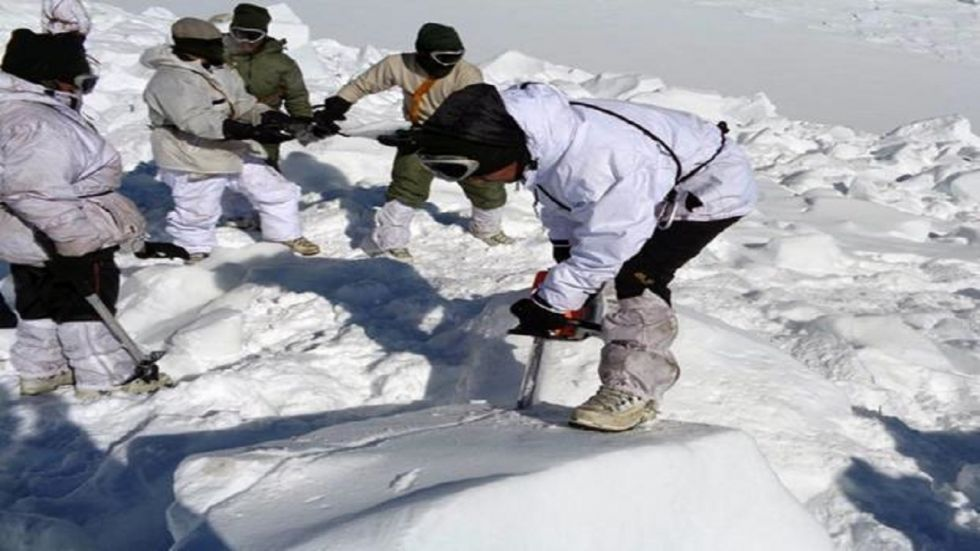 Earlier on November 18, four Indian Army personnel and two civilian porters were killed in an avalanche in the northern part of the Siachen Glacier.