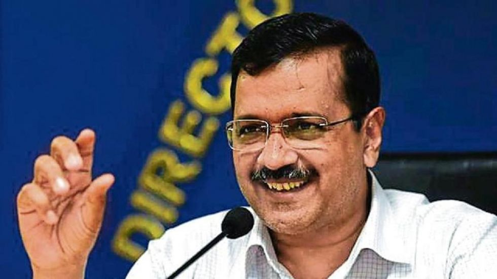 Delhi Chief Minister Arvind Kejriwal on Wednesday announced free Wi-Fi, a major poll promise, for the national capital.