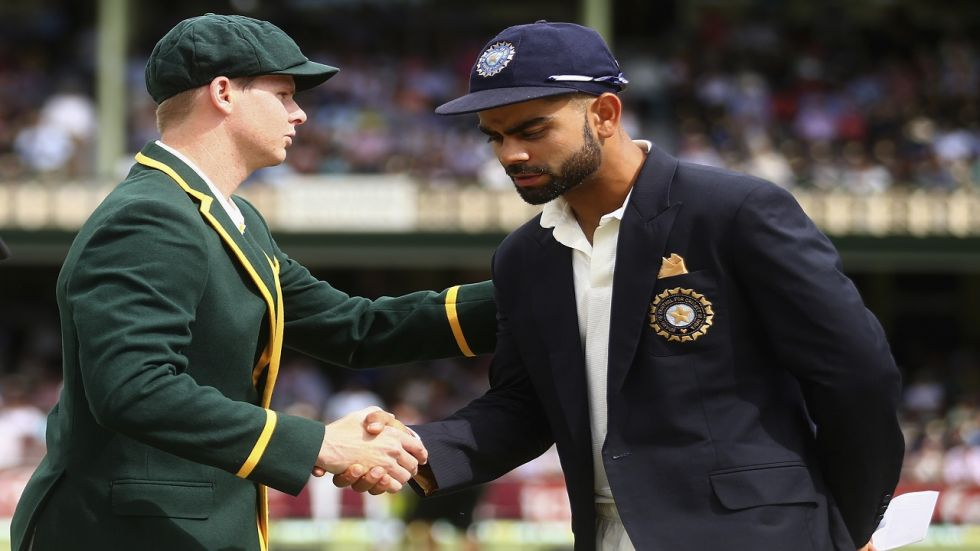 Steve Smith has slipped to second position in the latest ICC rankings while Virat Kohli has surged to the top spot.