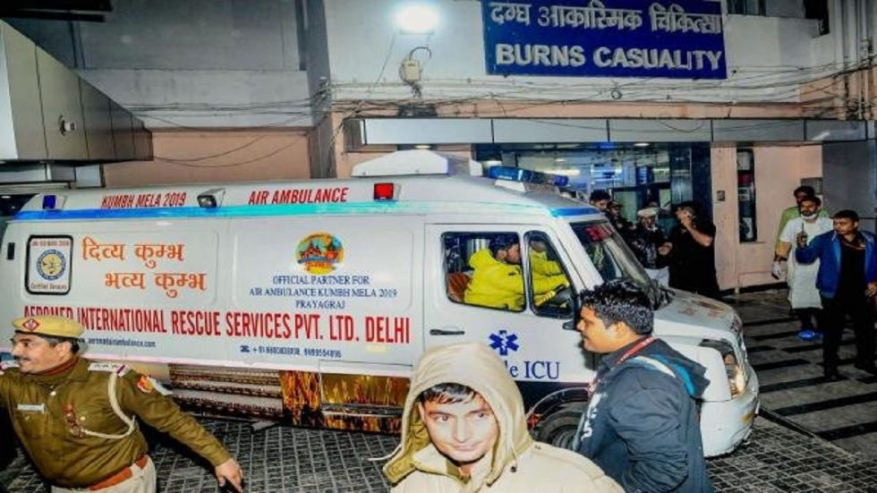 Unnao rape victim 'extremely critical', on ventilator, vital organs not stable: Safdarjung hospital
