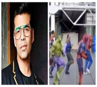 Karan Johar Can't Stop Laughing At 'If Karan Johar Made Avengers' Troll Video, WATCH