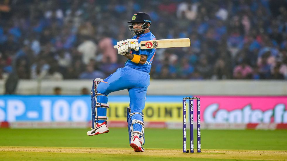 KL Rahul blasted 62 and shared a partnership of 100 with Virat Kohli as India won the match by six wickets against West Indies.