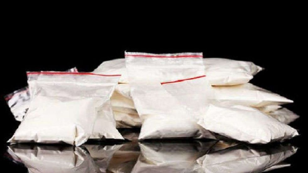 The source of 55 kg of cocaine and 200 kg of methamphetamine has also been unearthed.