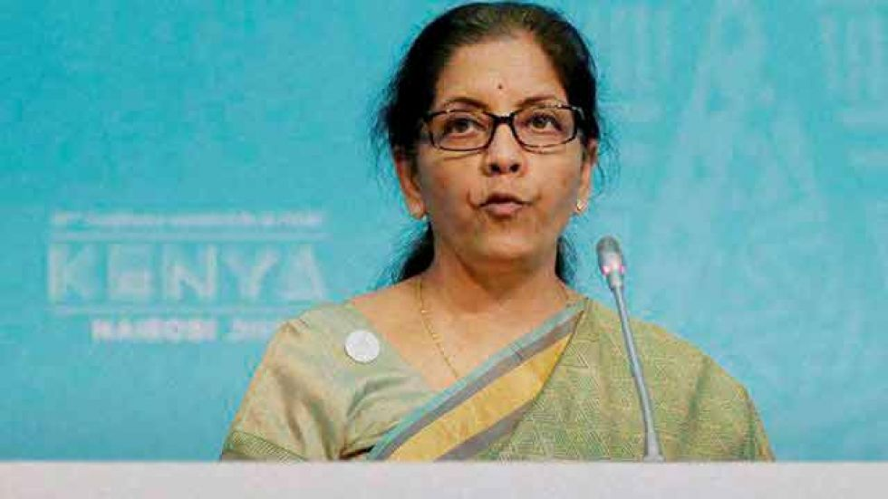 'We must be wary of jihadists, Maoists, separatists getting into student protests,' Sitharaman said.