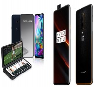 LG G8X ThinQ Vs OnePlus 7T Pro McLaren Edition: Specs, Features, Price COMPARED