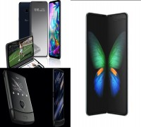 LG G8X ThinQ Vs Motorola Razr (2019) Vs Samsung Galaxy Fold: Which Phone Is Better?
