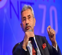 S Jaishankar Hosts Lunch For Envoys Completing Their Tenure In India