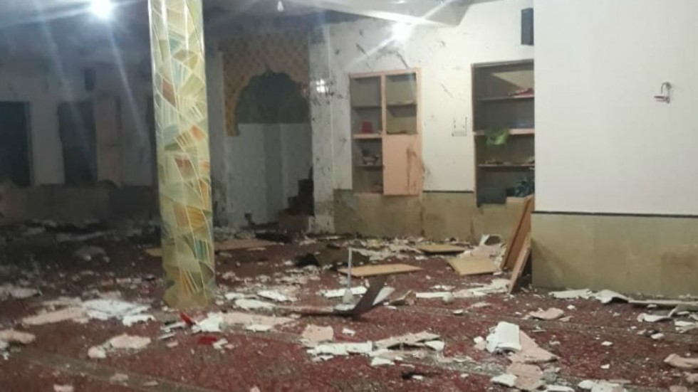 15 people were killed including an Imam and a senior police officer