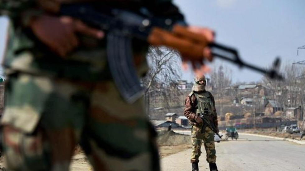 Encounter Breaks Out Between Terrorists, Security Forces