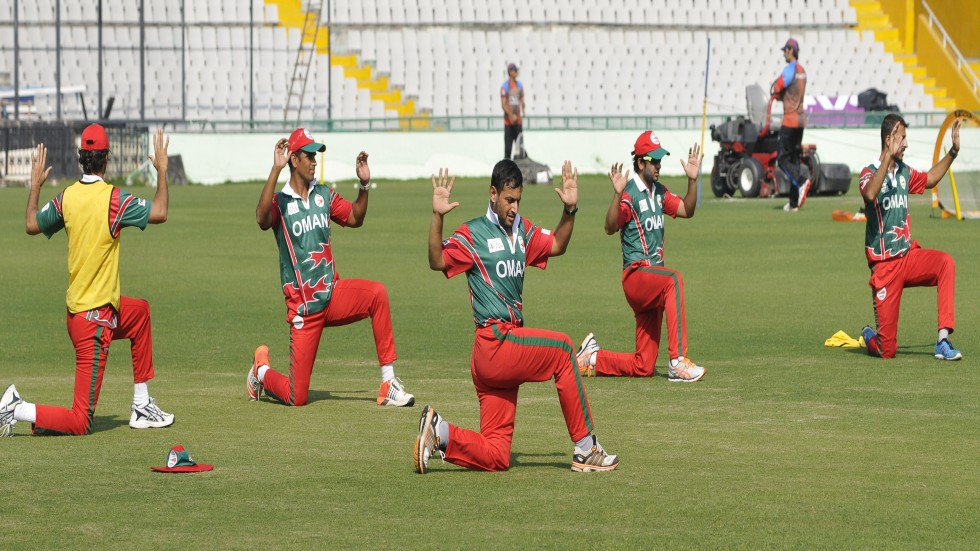 The Oman Cricket Team are currently fourth in the ICC Men's Cricket World Cup League 2 standings.