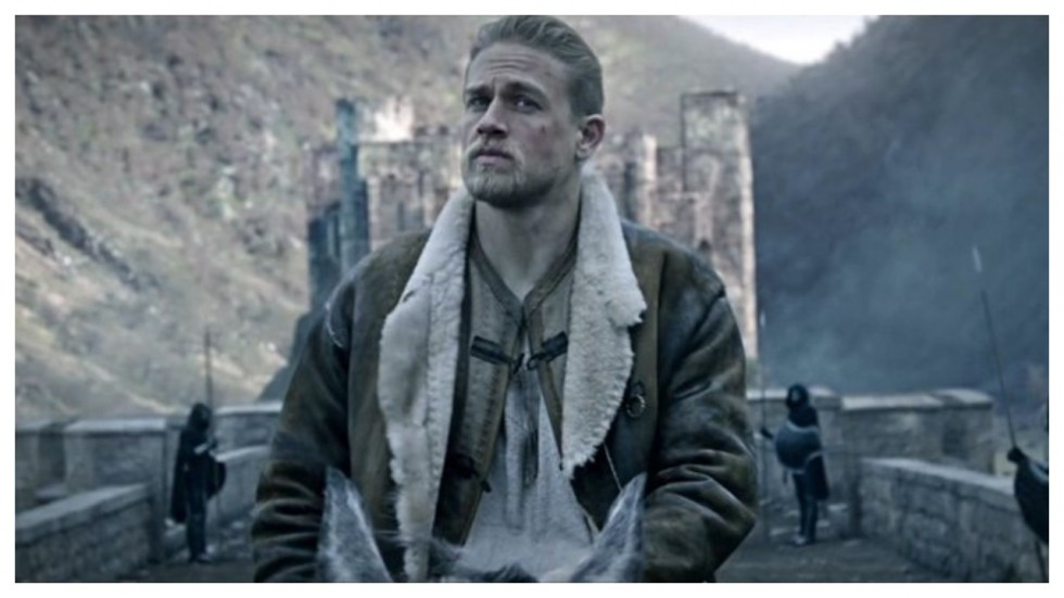 Charlie Hunnam Admits Mistakes In 'King Arthur' Making