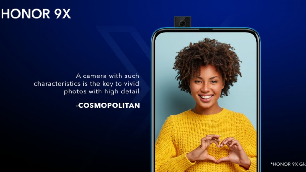 Honor 9X India Launch Today