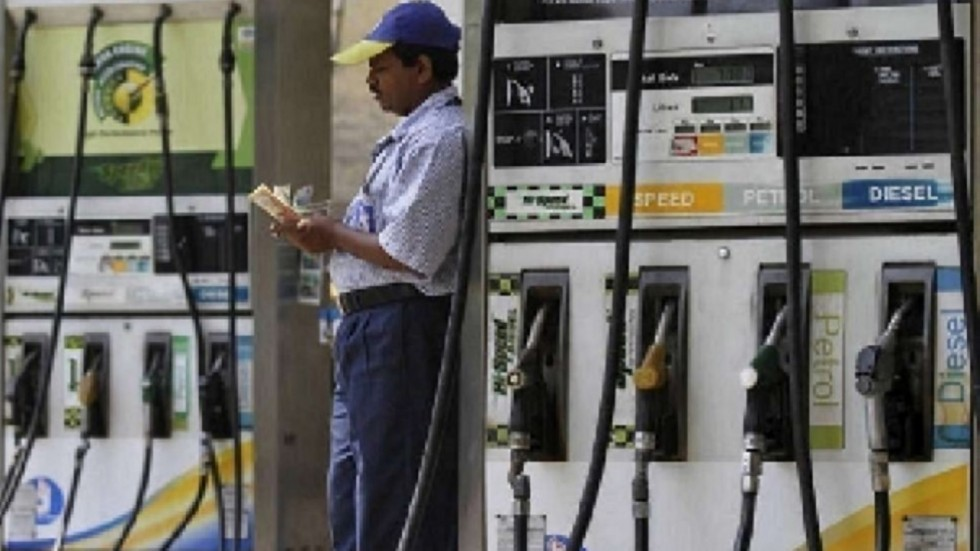 In Noida, petrol is retailing at Rs 76.80 a litre, while diesel price is Rs 69.34 a litre.
