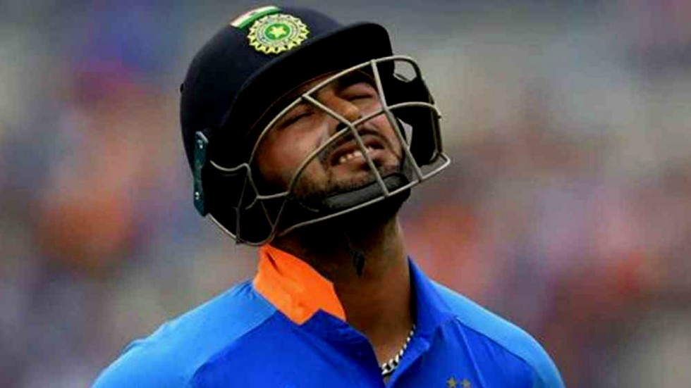 Rishabh Pant is the first Indian international to be ruled out since ICC put the concussion protocols in place